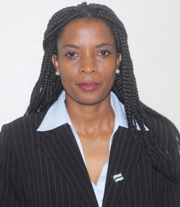 Corporate & Stakeholder Communications Division (CSC) Director, Boikhutso Kgomanyane